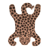 Ferm Living, Tufted Rug - Leopard