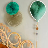 Balloon - green - Dessin Design