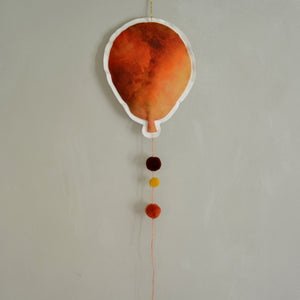 Balloon - rust - Dessin Design