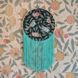 Blackbird, wall hoop - Dessin Design