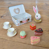 Maileg - Cake set in suitcase