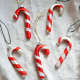 Christmas bauble - candy canes - Dessin Design