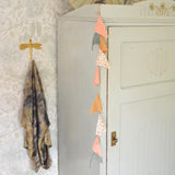 Maileg - Garland, dusty rose - Dessin Design