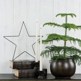 Metal star, Alot, Dessin Design