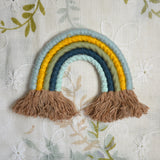Rainbow wall hanging, crisp - Dessin Design