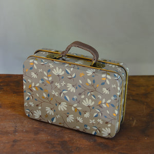 Maileg - Metal suitcase, merle dark. Dessin Design