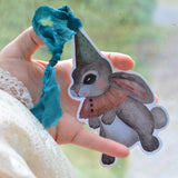 Bookmark - Party bunnies - Dessin Design