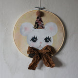 Bowie mouse - cream - Dessin Design
