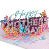 Happy Mothers Day Pop Up Card