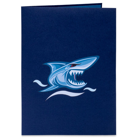 Shark Pop Up Card