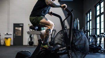 Why the Air Bike is Great for Cardio