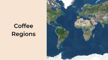 Coffee Regions of The World