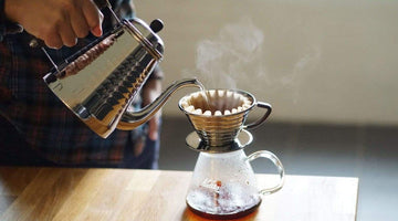 How to Make A Pour Over Coffee