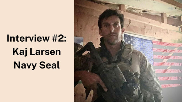 Interview #2: Kaj Larsen - Navy Seal, MPP Harvard and Owner Crossfit Santa Monica