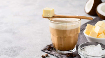 A Bulletproof Coffee Recipe