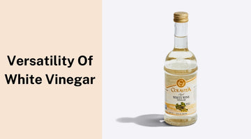 The Versatility and Amazing Uses of White Vinegar