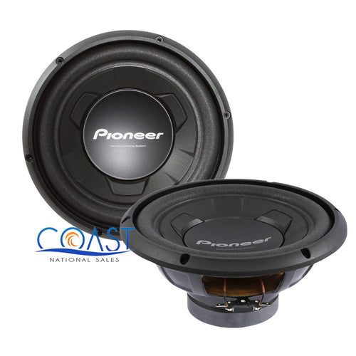 2X Pioneer Car Audio Stereo 10