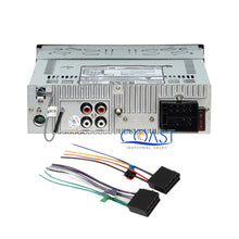 Load image into Gallery viewer, Boss Car Radio Single Din Bluetooth Dash Kit Harness for 2007-12 Nissan Sentra