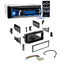 Load image into Gallery viewer, Boss Car Radio Bluetooth Dash Kit Harness For 82-up GMC Saturn Chevy Caddilac