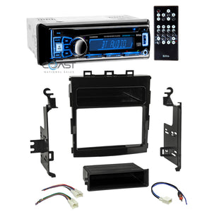 Boss Car Radio Bluetooth Dash Kit Harness for 2017-18 Subaru Crosstrek Impreza