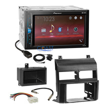 Load image into Gallery viewer, Pioneer 2018 Bluetooth Multimedia Stereo Dash Kit Harness for 88-94 Chevy GMC