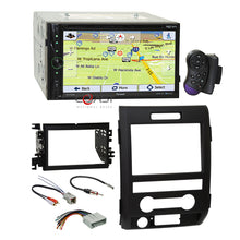Load image into Gallery viewer, Farenheit DVD GPS Android Phonelink Stereo Dash Kit Harness for 09+ Ford F-150