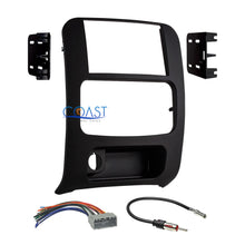 Load image into Gallery viewer, Car Stereo Radio Double DIN Dash Kit Harness Antenna for 2002-2007 Jeep Liberty
