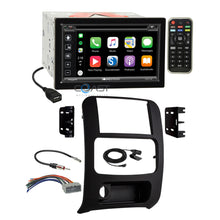 Load image into Gallery viewer, Soundstream Carplay Phonelink Stereo Dash Kit Harness for 2002-07 Jeep Liberty