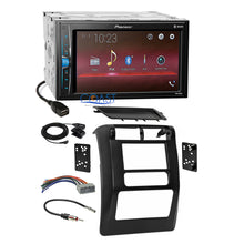 Load image into Gallery viewer, Pioneer 2018 Multimedia Stereo 2Din Dash Kit Harness for 2003-06 Jeep Wrangler