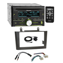 Load image into Gallery viewer, Pioneer CD USB BT Sirius Stereo Gray Dash Kit Harness for 2000-03 Nissan Maxima