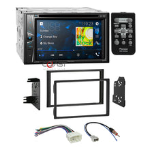 Load image into Gallery viewer, Pioneer DVD MP3 USB Bluetooth Stereo Dash Kit Harness for 2006-08 Honda Pilot