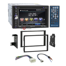 Load image into Gallery viewer, Planet Audio DVD USB Bluetooth Stereo Dash Kit Harness for 2006-08 Honda Pilot
