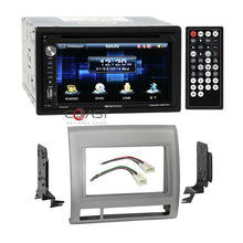 Load image into Gallery viewer, Soundstream DVD USB Bluetooth Stereo Sil Dash Kit Harness for 05+ Toyota Tacoma