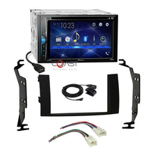 Load image into Gallery viewer, Pioneer DVD BT Camera Input Stereo Dash Kit Wire Harness for 04-09 Toyota Prius