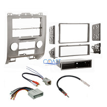 Load image into Gallery viewer, Single Double DIN Car Dash Kit Harness Antenna for 2008-2011 Ford Mercury Mazda