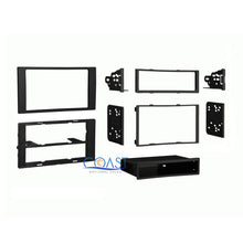 Load image into Gallery viewer, Car Stereo Radio Black Single Double Din Dash Kit for 2010-up Ford Transit