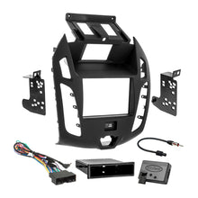 Load image into Gallery viewer, Metra Car Radio Stereo Single 2Din Dash Kit RAP Harness for 14-up Ford Transit