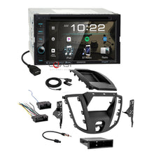 Load image into Gallery viewer, Kenwood DVD BT Sirius Maestro Stereo Dash Kit Harness for 2015-up Ford Transit