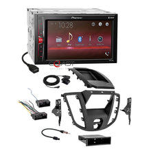 Load image into Gallery viewer, Pioneer MP3 USB BT Camera Ready Stereo Dash Kit Harness for 15-up Ford Transit