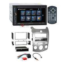 Load image into Gallery viewer, Planet Audio USB Bluetooth Stereo Sil Dash Kit Harness for 10-13 Kia Forte Koup