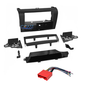 Metra Radio Stereo Single DIN Dash Kit Harness for 2004-2009 Mazda 3 99-7504