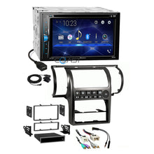 Load image into Gallery viewer, Pioneer 2018 DVD USB Bluetooth Stereo Dash Kit Harness for 2003-04 Infiniti G35