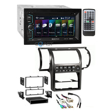 Load image into Gallery viewer, Soundstream 2018 DVD Bluetooth Stereo Dash Kit Harness for 2003-04 Infiniti G35