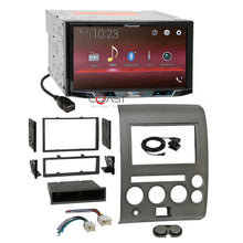 "Load image into Gallery viewer, Pioneer 7"" Camera Input Stereo Dash Kit Harness for 06-07 Nissan Armada Titan"