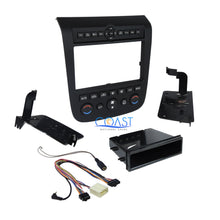 Load image into Gallery viewer, Single Double Din Black Dash Kit Harness Antenna for 2003-2007 Nissan Murano