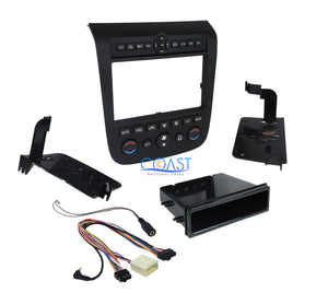 Metra 99-7612B Single Double Din Stereo Dash Kit for 2003-2007 Nissan Murano