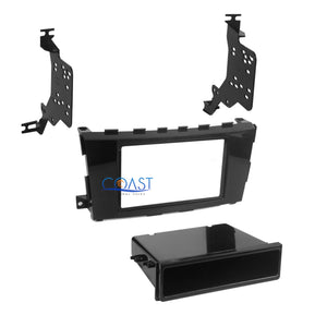 Metra Car Radio Stereo Single Double Din Dash Kit for 2013-2015 Nissan Altima