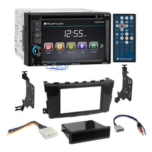 Load image into Gallery viewer, Planet Audio DVD USB Stereo 2Din Dash Kit Harness for 2013-14 Nissan Altima
