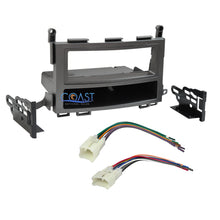 Load image into Gallery viewer, Single DIN Car Radio Stereo Dash Kit Wiring Harness for 2009-2013 Toyota Venza