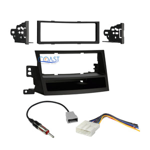 Metra Car Stereo Dash Kit Harness Antenna for 2010-2014 Subaru Legacy Outback